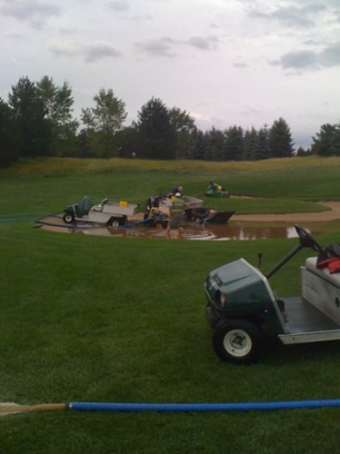 Pumping Bunkers