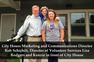 Kenzie Wright House text