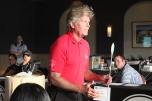 Dr. Bob Winters speaking at players meeting (17)