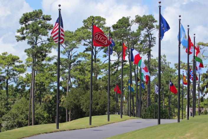 Flags AJGA the Players (31)
