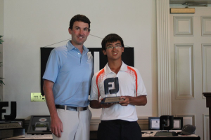 Dou, Zecheng and Gilliam Nick with fj trophy (2)
